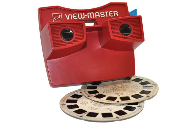 parallel realities viewmaster